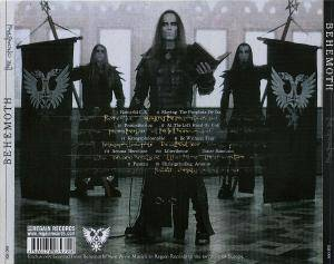 Behemoth: The Apostasy (CD) - Bild 2