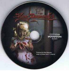 King Diamond: Give Me Your Soul... Please (CD) - Bild 3