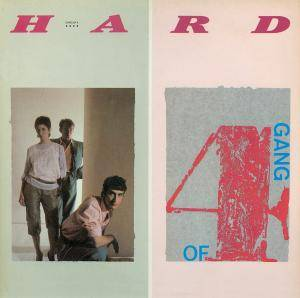 Cover - Gang Of Four: Hard