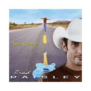 Brad Paisley: 5th Gear - Cover