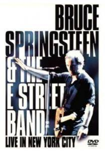 Bruce Springsteen & The E Street Band: Live In New York City - Cover