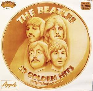 The Beatles: 20 Golden Hits - Cover