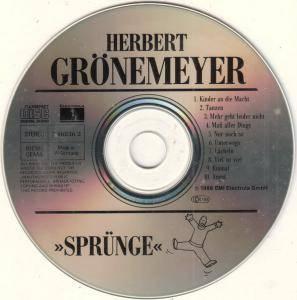 Herbert Grönemeyer: Sprünge (CD) - Bild 3