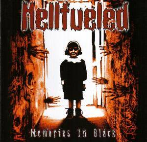 Hellfueled: Memories In Black - Cover