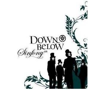 Cover - Down Below: Sinfony 23