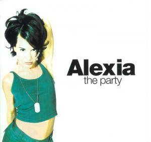 Cover - Alexia: Party, The