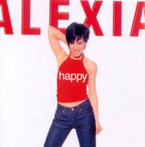 Cover - Alexia: Happy