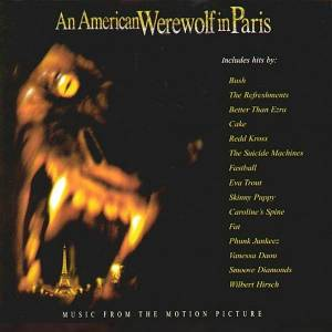 Cover - Fat: American Werewolf In Paris, An