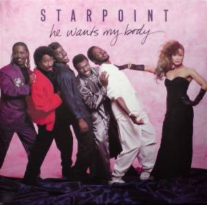 Cover - Starpoint: He Wants My Body