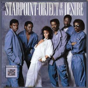 Starpoint: Object Of My Desire - Cover