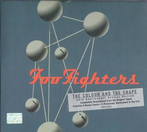 Foo Fighters: The Colour And The Shape (CD) - Bild 3