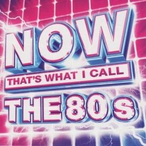 Cover - Peter Gabriel & Kate Bush: Now That's What I Call The 80s