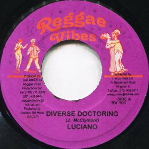 Cover - Luciano: Diverse Doctoring