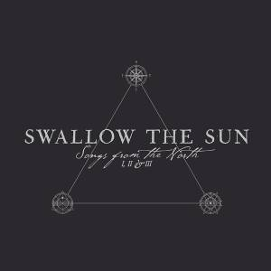 Swallow The Sun: Songs From The North I, II & III - Cover
