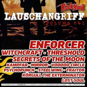 Rock Hard - Lauschangriff Vol. 041 (CD) - Bild 1