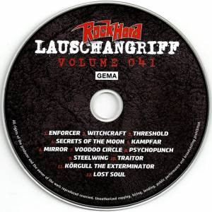 Rock Hard - Lauschangriff Vol. 041 (CD) - Bild 2
