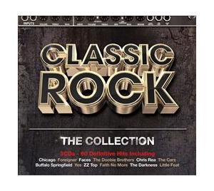 "Classic Rock ""The Collection"" - Cover"