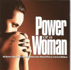 Cover - Deni Hines: Power Of A Woman