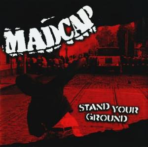 Cover - Madcap: Stand Your Ground