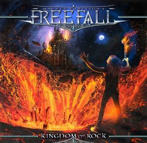 Magnus Karlsson's Free Fall: Kingdom Of Rock - Cover