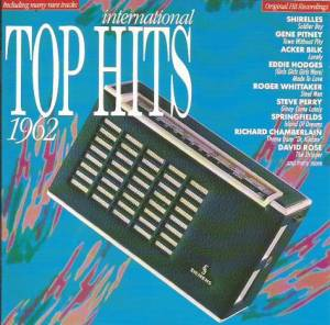 Cover - Richard Chamberlain: International Top Hits 1962