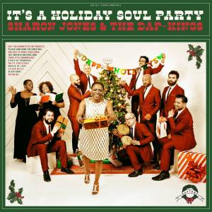 Cover - Sharon Jones  & The Dap-Kings: It's A Holiday Soul Party!