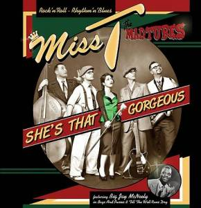 Miss T & The Mad Tubes: She's That Gorgeous - Cover