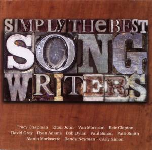 Cover - Kris Kristofferson & Jackson Browne: Simply The Best Songwriters