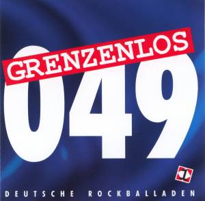 Cover - City: 049 Grenzenlos - Deutsche Rockballaden