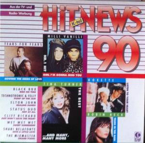 Hit News 90 (LP) - Bild 1