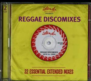 Cover - George Faith: Island Records Presents: Reggae Discomixes 22 Essential Extended Mixes