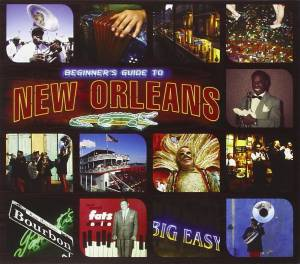 Cover - Jessie Hill: Beginner's Guide To New Orleans