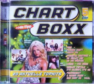 Cover - Metro Station: Club Top 13 - 20 Top Hits - Chartboxx 5/2009