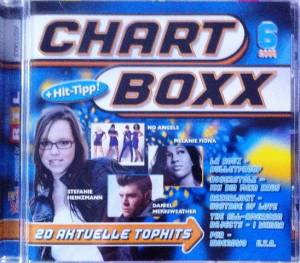 Cover - Blue October: Club Top 13 - 20 Top Hits - Chartboxx 6/2009