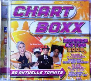 Cover - Kid Cudi Vs. Crookers: Club Top 13 - 20 Top Hits - Chartboxx Sommer Extra 2009