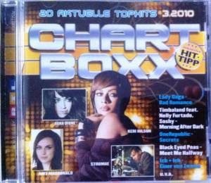 Club Top 13 - 20 Top Hits - Chartboxx 3/2010 - Cover