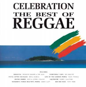Cover - Lord Tanamo: Celebration - The Best Of Reggae