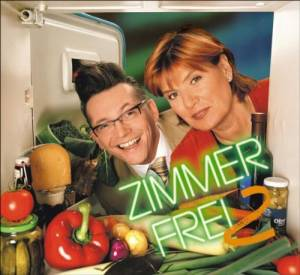 Zimmer Frei 2 - Cover