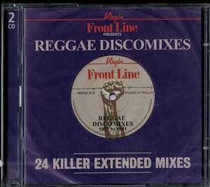 Cover - Sly Dunbar: Frontline Presents Reggae Discomixes: 24 Killer Extended Mixes