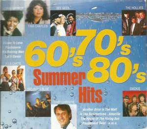 Cover - MC B. Feat. Daisy Dee: 60's 70's 80's Summer Hits