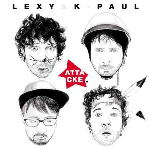 Cover - Lexy & K-Paul: Attacke