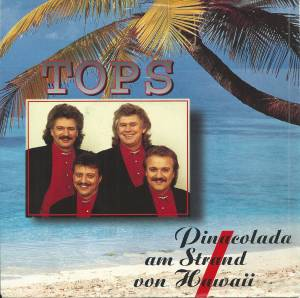 Cover - Tops: Pinacolada Am Strand Von Hawaii