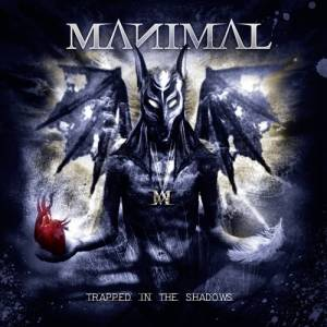 Manimal: Trapped In The Shadows - Cover