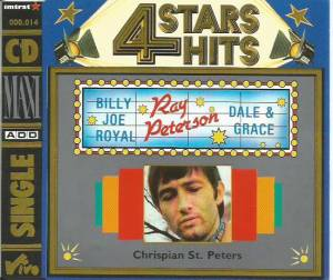 Cover - Billy Joe Royal: 4 Stars / 4 Hits
