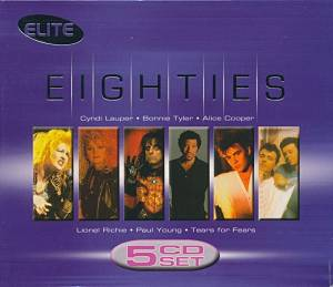 Elite Eighties - Cover