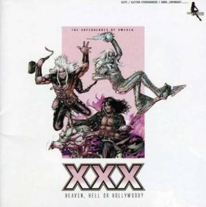 XXX: Heaven, Hell Or Hollywood? - Cover