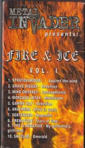 Cover - Mind Odyssey: Fire & Ice Vol. I
