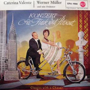 Cover - Werner Müller Orchester: Konzert Für Frack Und Petticoat - Classics With A Chaser