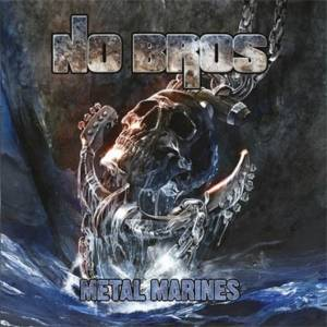 No Bros: Metal Marines - Cover