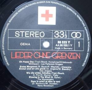 Various - Phonogram - George V - 20 Mai 1976